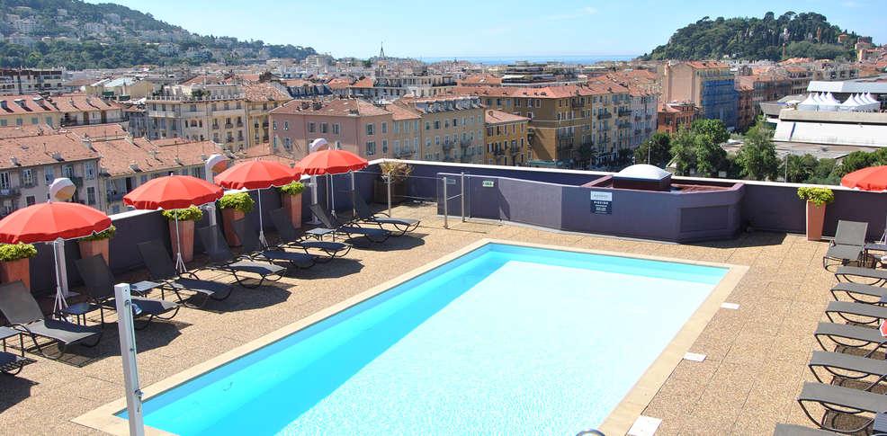 H tel novotel nice centre vieux nice h tel de charme nice - Hotel nice piscine sur le toit ...