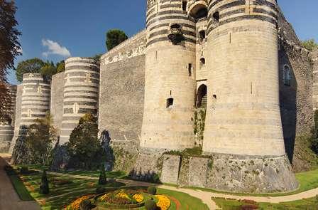 Week-end à Angers avec visite du Château et de la célèbre tapisserie de l'Apocalypse (2 nuits min.)