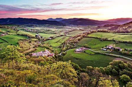Naturaleza y gastronomía en el País Vasco