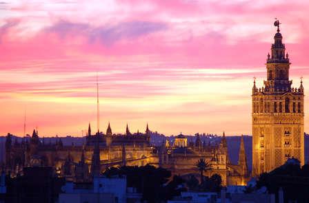 Vive Sevilla con mojito, tapa, tour guiado y vistas a la Giralda