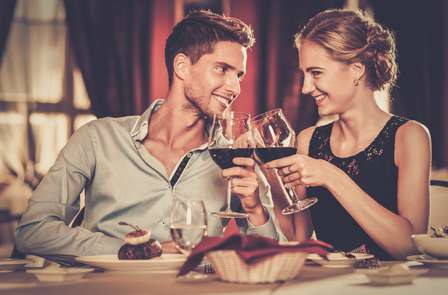 Romantisch weekend in Madrid: welkomstdetail, fles cava en bombons