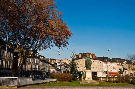 Séjour en famille à Brive-la-Gaillarde