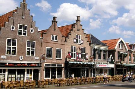 Descubre Holanda Septentrional y disfruta de una cena de 3 platos en Schagen (desde 2 noches)