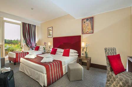 Soggiorno nella magica Citta' Eterna in un bellissimo hotel 4*