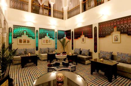 Parentesi di benessere in un riad a Marrakech (da 3 notti)