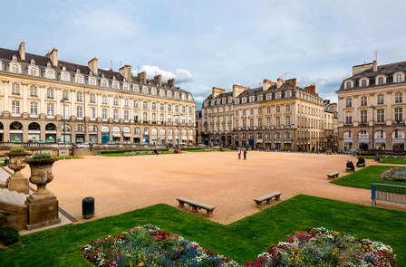 Week-end à Rennes, accueil régional comprenant bouteille de cidre et gâteaux bretons inclus !