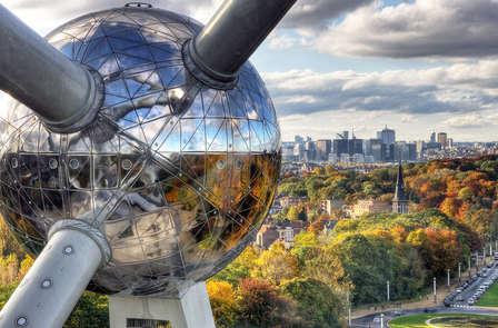 Découverte de l'Atomium à Bruxelles (à partir de 2 nuits)
