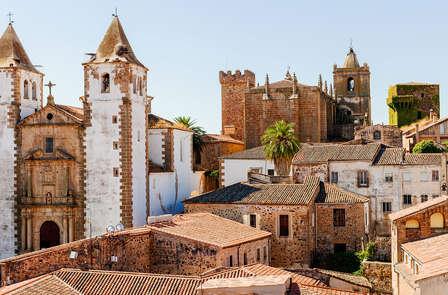 Descubre la ciudad medieval de Cáceres