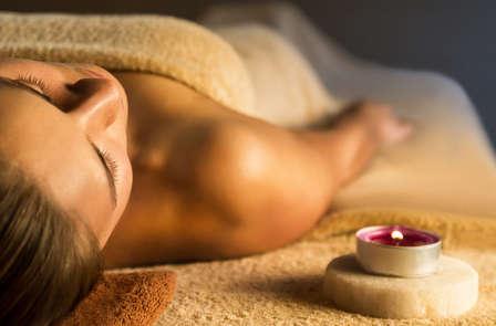 Cocoonen in Le Touquet met spa en massage voor twee