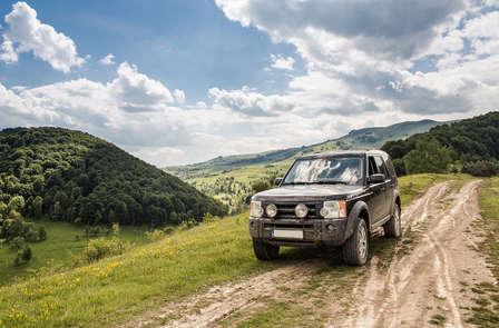 Escapada con excursión en jeep al parque nacional de Aigüestortes