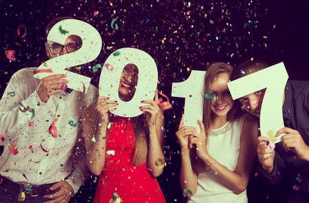 Champagne et grasse matinée pour la nouvelle année !