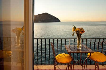 Rust en heerlijke smaken op het eiland Ischia