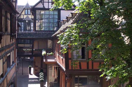 Escapade culturelle avec surclassement offert au coeur de Strasbourg