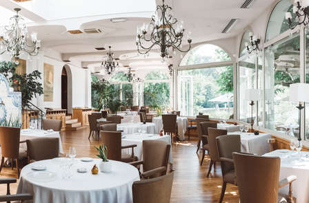 Week-end avec dîner gastronomique en bord de mer, dans un château***** à côté de Biarritz