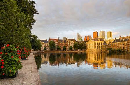 Ontdek Den Haag en geniet van een flesje bubbels