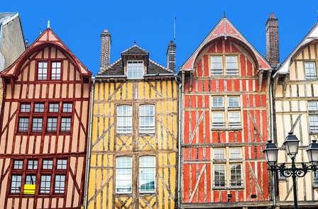 Adresse de charme dans le centre historique de Troyes
