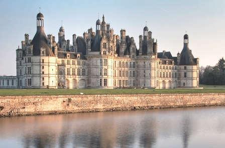 Weekend avec dîner et entrées au château de Chambord (à partir de 2 nuits)