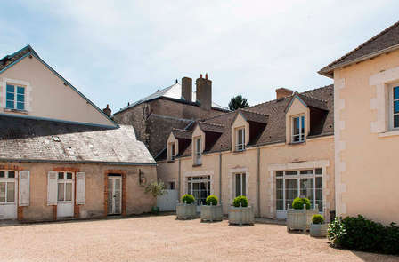 Week-end en plein cœur du village médiéval de Beaugency