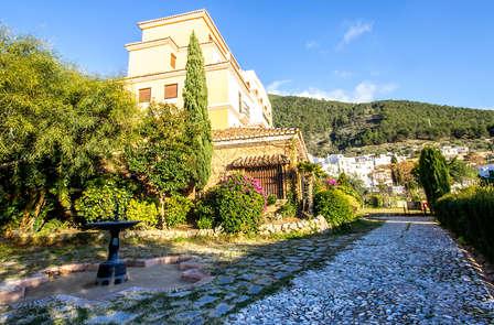 Weekend di stile rustico nella provincia di Malaga