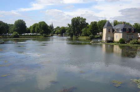 Spa et dîner au bord du Loir