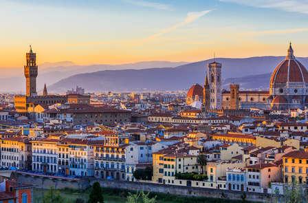 Ontdek het fantastische Florence