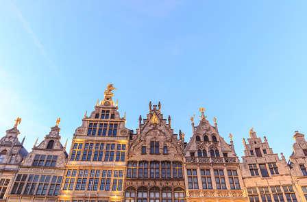 Explorez la ville d'Anvers