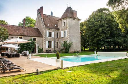 Offre spéciale : séjour de 2 nuits minimum dans un Château à Le Sallay