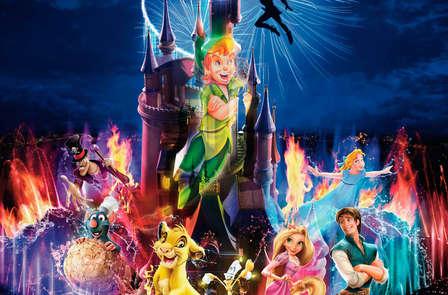 Vivez un week-end magique à Disneyland® Paris (2 Jours / 2 Parcs)