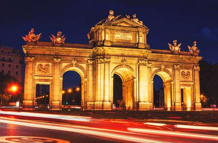 Disfruta de la capital en Madrid (desde 3 noches)