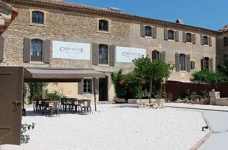 Week-end dans une demeure de charme au cœur de la Drôme Provençale, près d'Orange