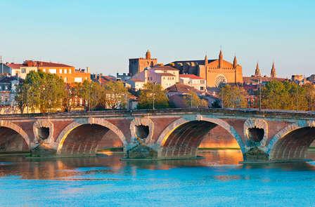 Séjour dans le centre-ville de Toulouse
