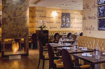 Week-end avec dîner aux portes de Paris en chambre supérieure