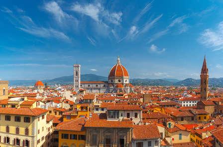 Visite guidée au cœur de la romantique Florence