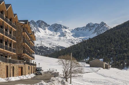 Descubre las montañas de Andorra en un apartamento para 6 personas (desde 3 noches)