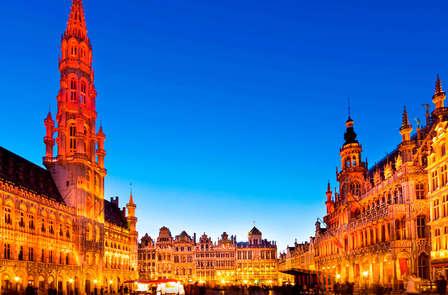 Week-end dans la région de Bruxelles (3 nuits au prix de 2)