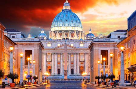 Tussen de monumenten en musea in hartje Rome