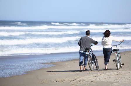 Fietsen en romantiek aan de Belgische kust