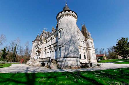 Week-end découverte avec visite d'un château près de Poitiers