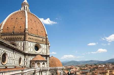 In het hart van Florence tussen kunst, geschiedenis en cultuur