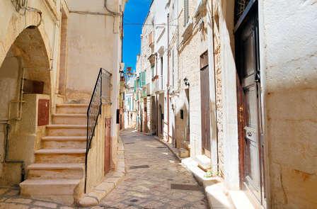 A due passi dai luoghi più incantevoli della Puglia a Conversano