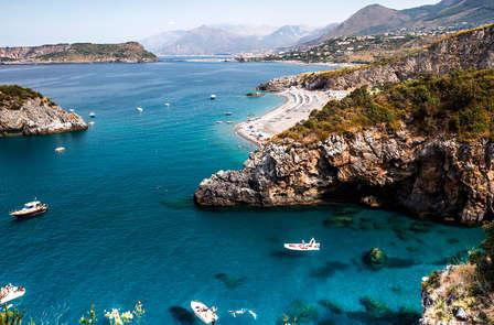 Soggiorno romantico in un bellissimo hotel in Calabria a due passi dal mare