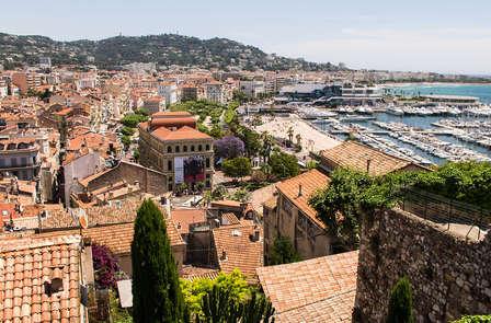 Un romantico city-trip di lusso a Cannes