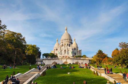 Chique verblijf en een romantische sfeer in Montmartre