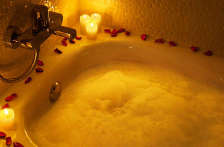 Relax en hotel rural con jacuzzi privado en Alicante