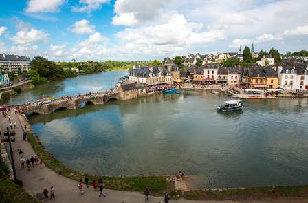 Auray, point de départ pour découvrir le Morbihan