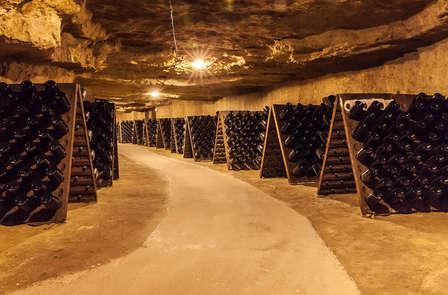 Week-end à Tours avec visite de cave