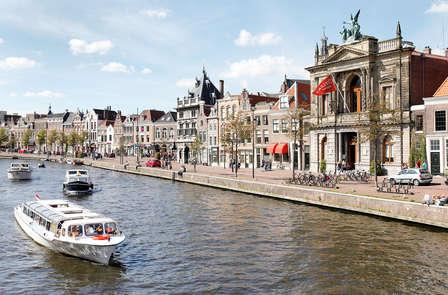 De compras por la capital de Holanda Septentrional