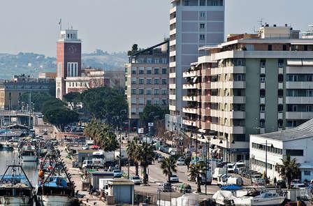 Sul litorale adriatico nel cuore di Pescara