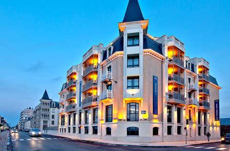 Havre de paix face à la Baie de Saint-Malo