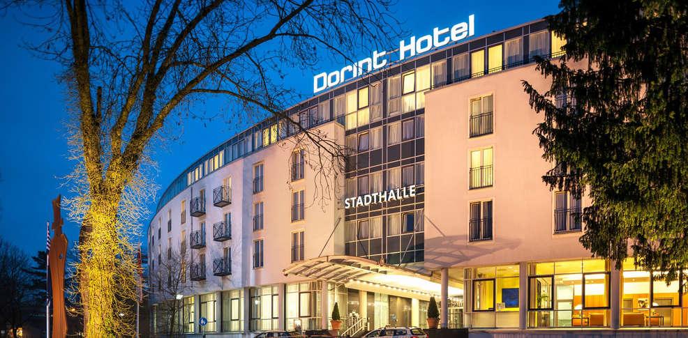 Dorint Kongresshotel Düsseldorf Neuss -